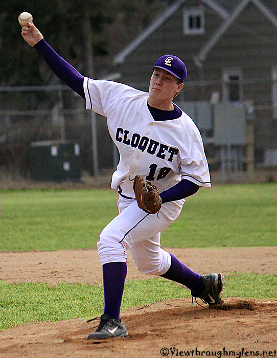In the 2009 baseball home opener, Cloquet beat Greenway 4-0 behind ...